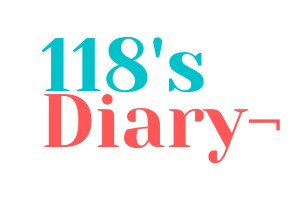 118's Diary